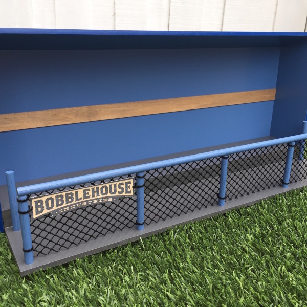 "There's no 'Dodging' this 24"" BobbleDugout"