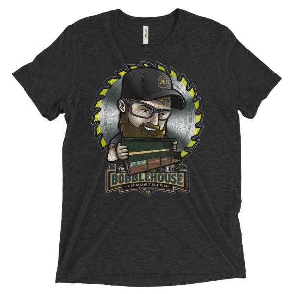 BobbleHouse T-shirts are now available
